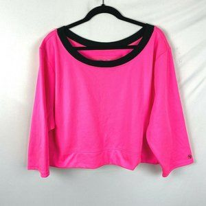 Sophie Theallet for LIVI Active Pink Crop 22/24